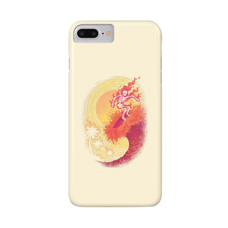 Heat Wave II Accessories Phone Case by Waynem