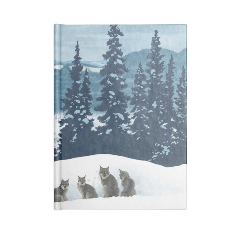 Frozen North Accessories Notebook by Waynem