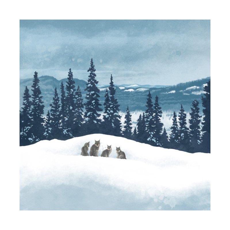 Frozen North by Waynem
