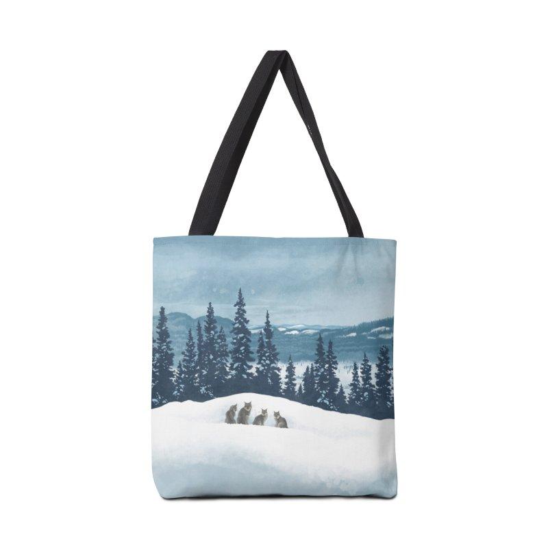 Frozen North Accessories Bag by Waynem