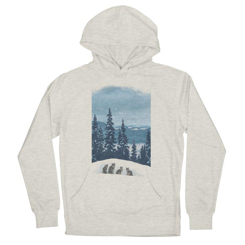 Frozen North Men's Pullover Hoody by Waynem