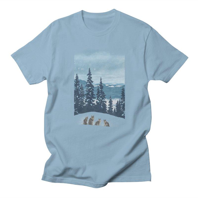 Frozen North Women's Unisex T-Shirt by Waynem