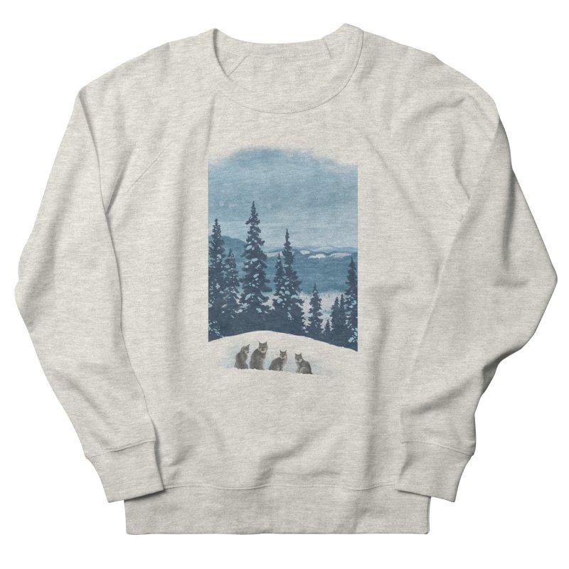 Frozen North Men's Sweatshirt by Waynem