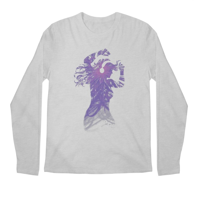 Filled with Music Men's Longsleeve T-Shirt by Waynem