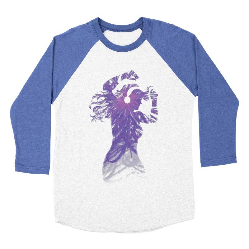 Filled with Music Men's Baseball Triblend T-Shirt by Waynem