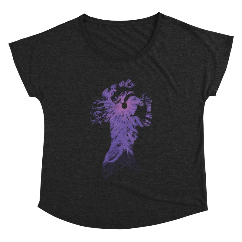 Filled with Music Women's Dolman by Waynem