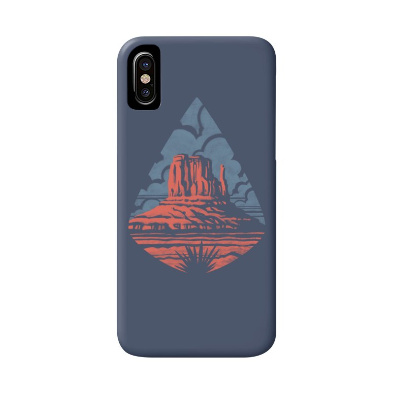 Monument Valley Accessories Phone Case by Waynem