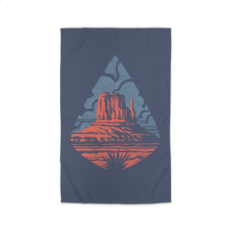 Monument Valley Home Rug by Waynem