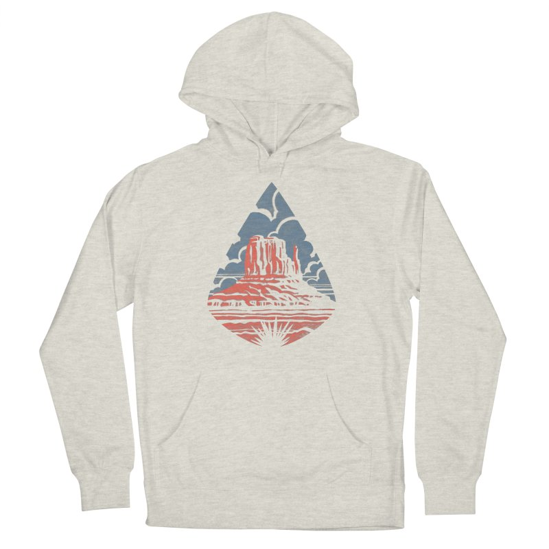 Monument Valley Women's Pullover Hoody by Waynem