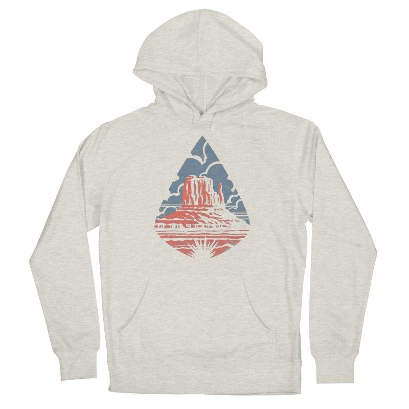 Monument Valley Men's Pullover Hoody by Waynem