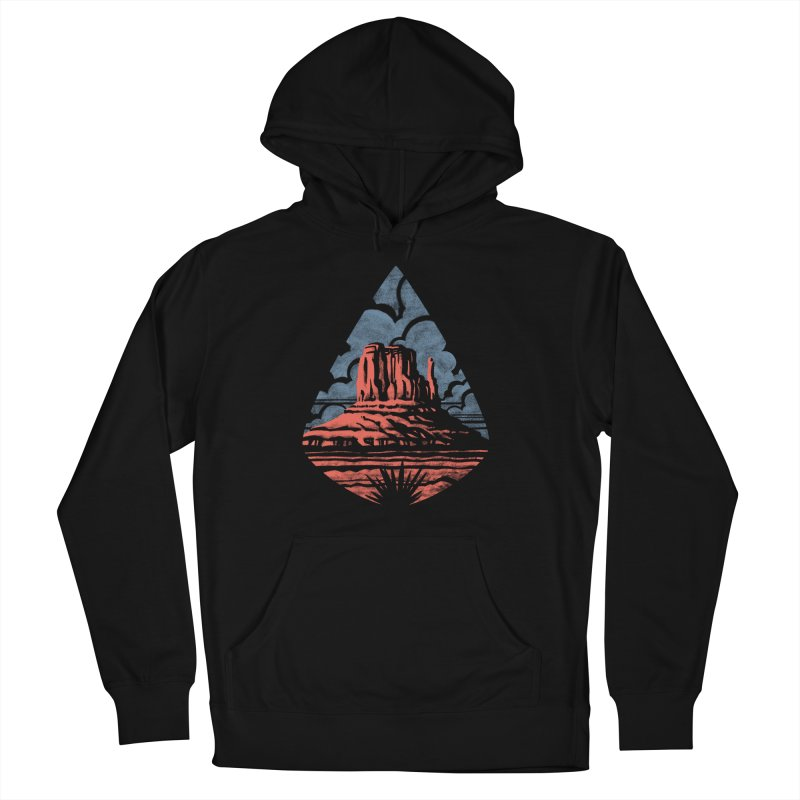 Monument Valley Men's Pullover Hoody by Waynem