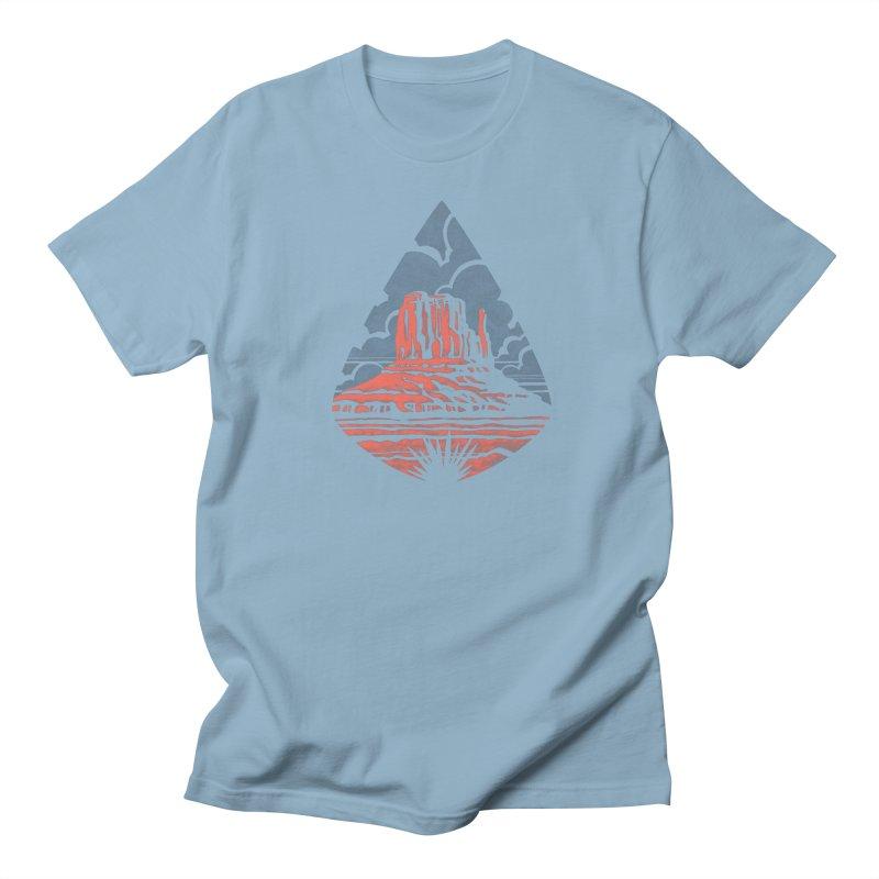 Monument Valley Women's Unisex T-Shirt by Waynem