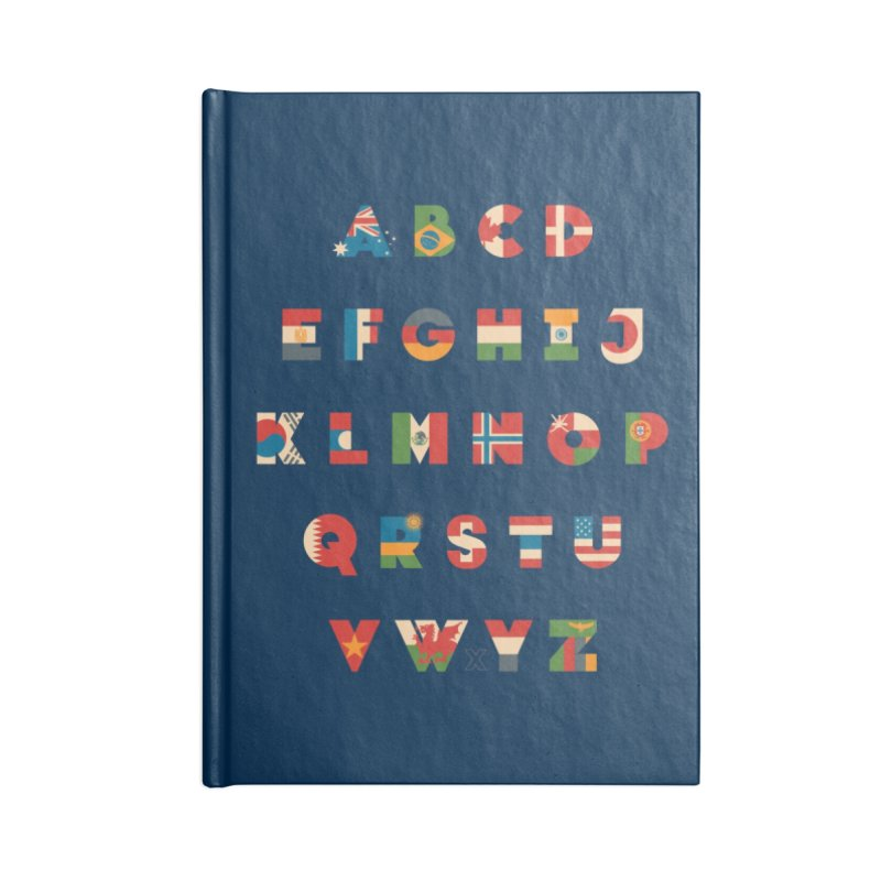 The Alflaget Accessories Notebook by Waynem
