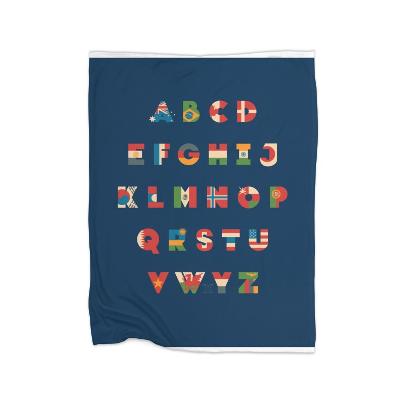 The Alflaget Home Blanket by Waynem