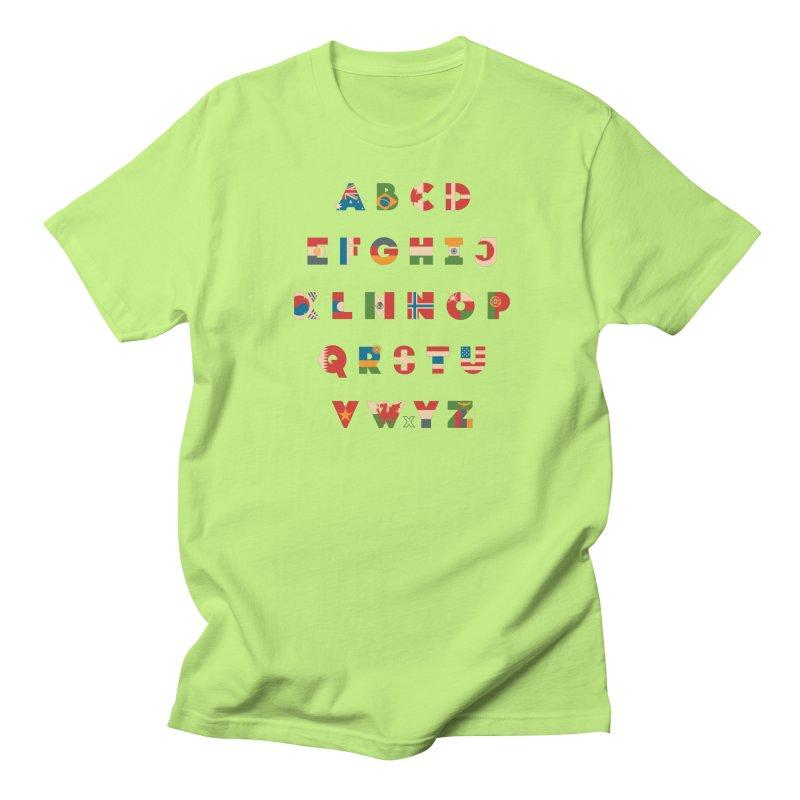 The Alflaget Men's T-Shirt by Waynem