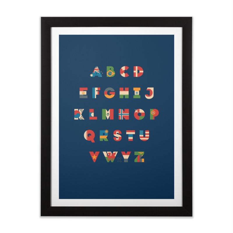 The Alflaget Home Framed Fine Art Print by Waynem