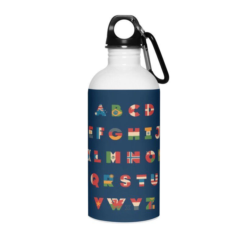 The Alflaget Accessories Water Bottle by Waynem