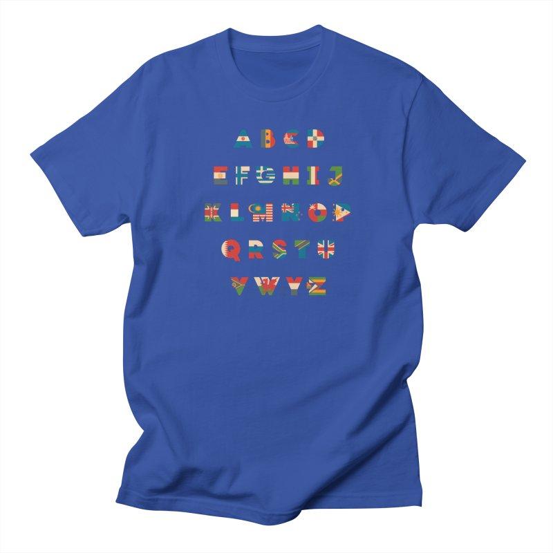 The Alflaget 2 Men's T-Shirt by Waynem