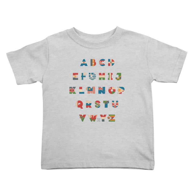 The Alflaget 2 Kids Toddler T-Shirt by Waynem