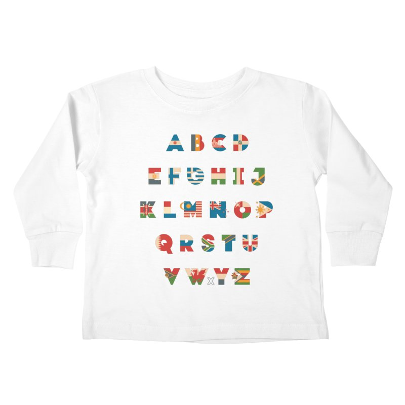 The Alflaget 2 Kids Toddler Longsleeve T-Shirt by Waynem