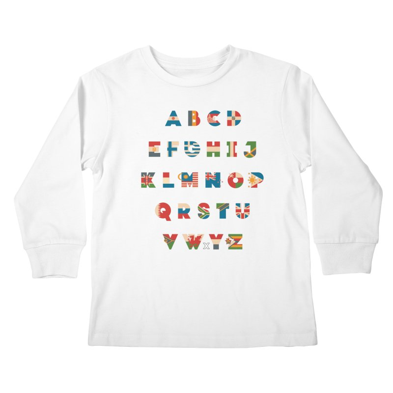 The Alflaget 2 Kids Longsleeve T-Shirt by Waynem