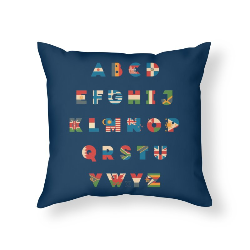 The Alflaget 2 Home Throw Pillow by Waynem