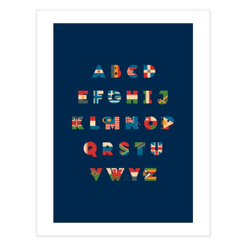 The Alflaget 2 Home Fine Art Print by Waynem