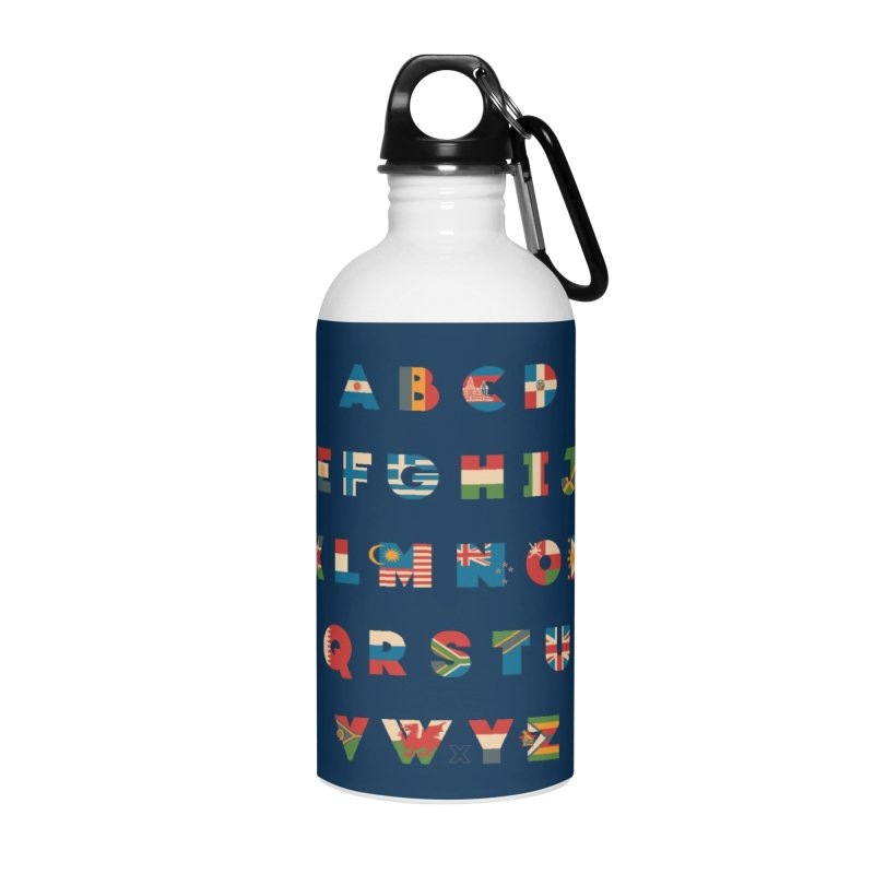 The Alflaget 2 Accessories Water Bottle by Waynem