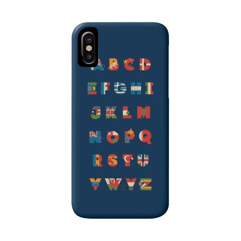 The Alflaget 3 Accessories Phone Case by Waynem