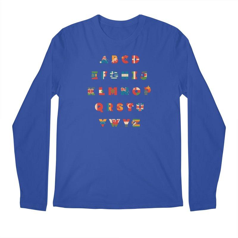 The Alflaget 3 Men's Regular Longsleeve T-Shirt by Waynem