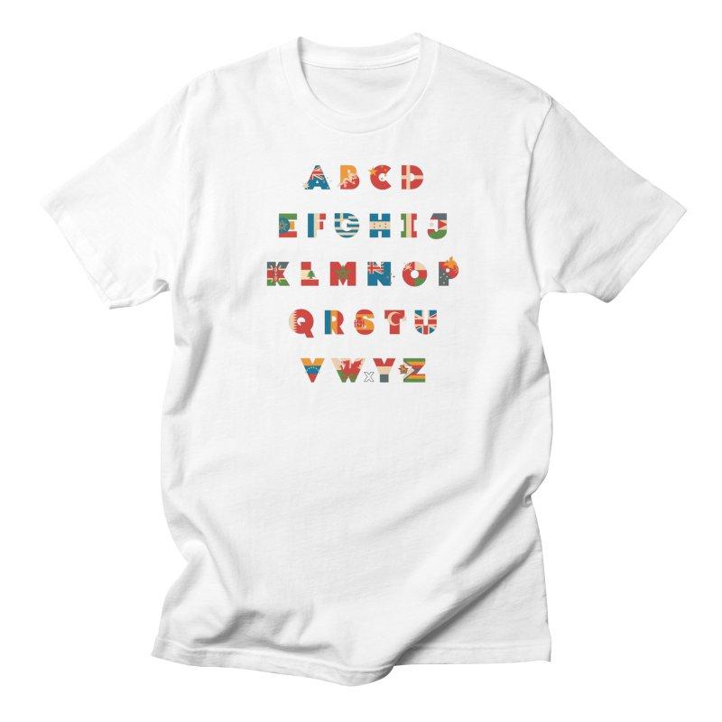 The Alflaget 3 Men's T-Shirt by Waynem