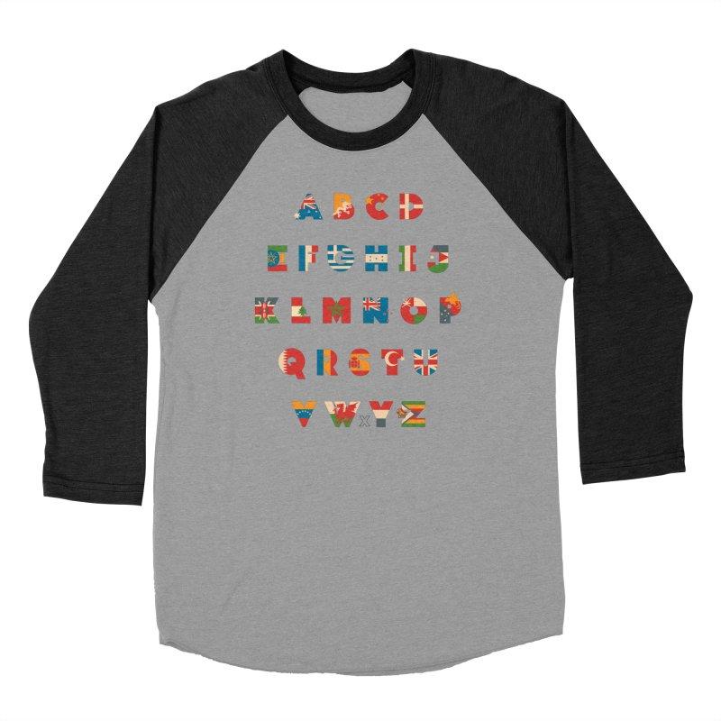 The Alflaget 3 Women's Baseball Triblend T-Shirt by Waynem