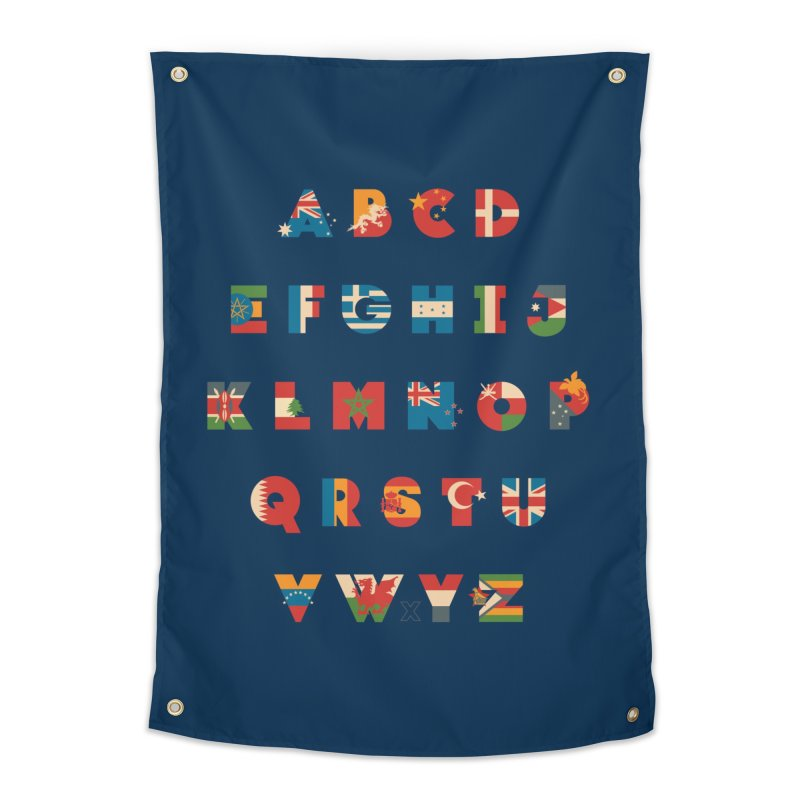 The Alflaget 3 Home Tapestry by Waynem