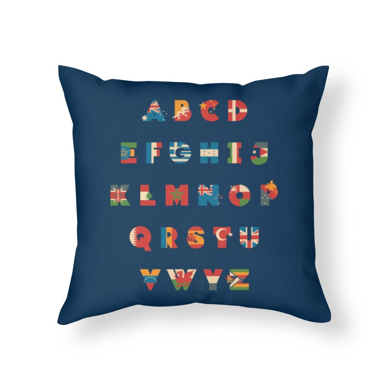 The Alflaget 3 Home Throw Pillow by Waynem