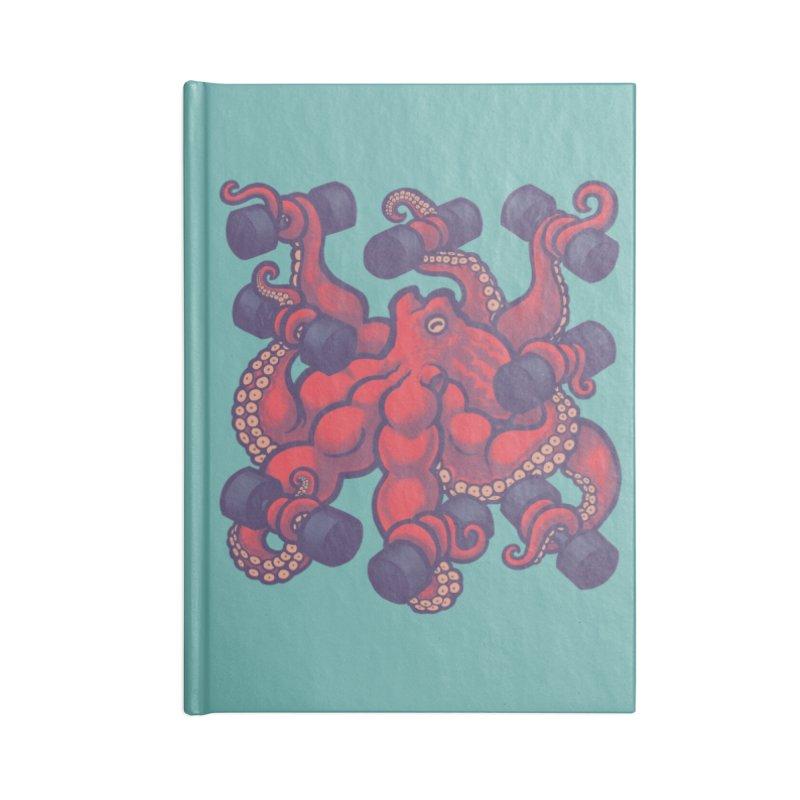 Tentacurls new Accessories Notebook by Waynem