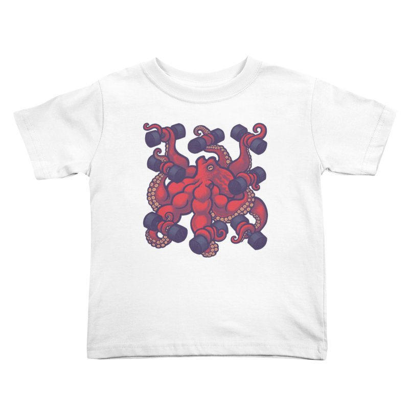 Tentacurls new Kids Toddler T-Shirt by Waynem
