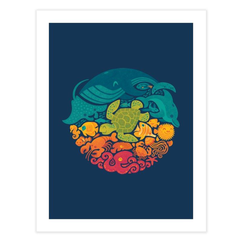 Aquatic Rainbow   by Waynem