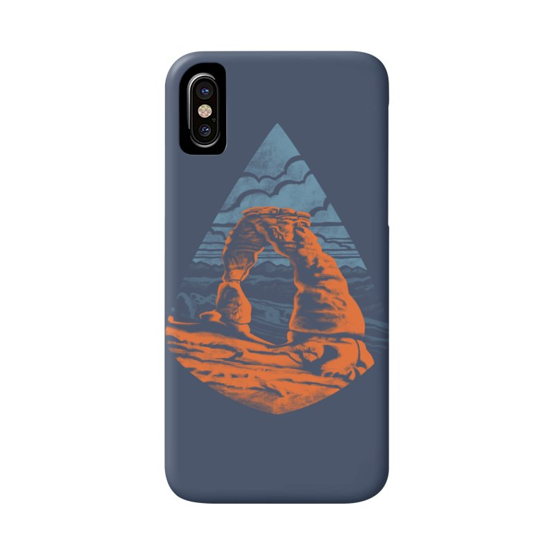 Delicate Arch Accessories Phone Case by Waynem