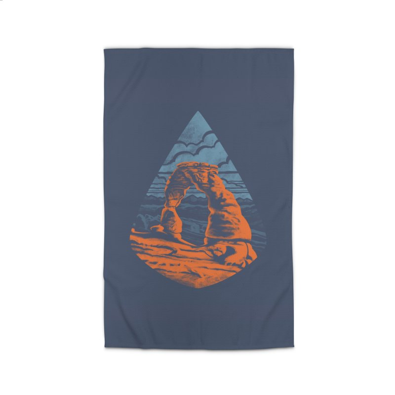 Delicate Arch Home Rug by Waynem