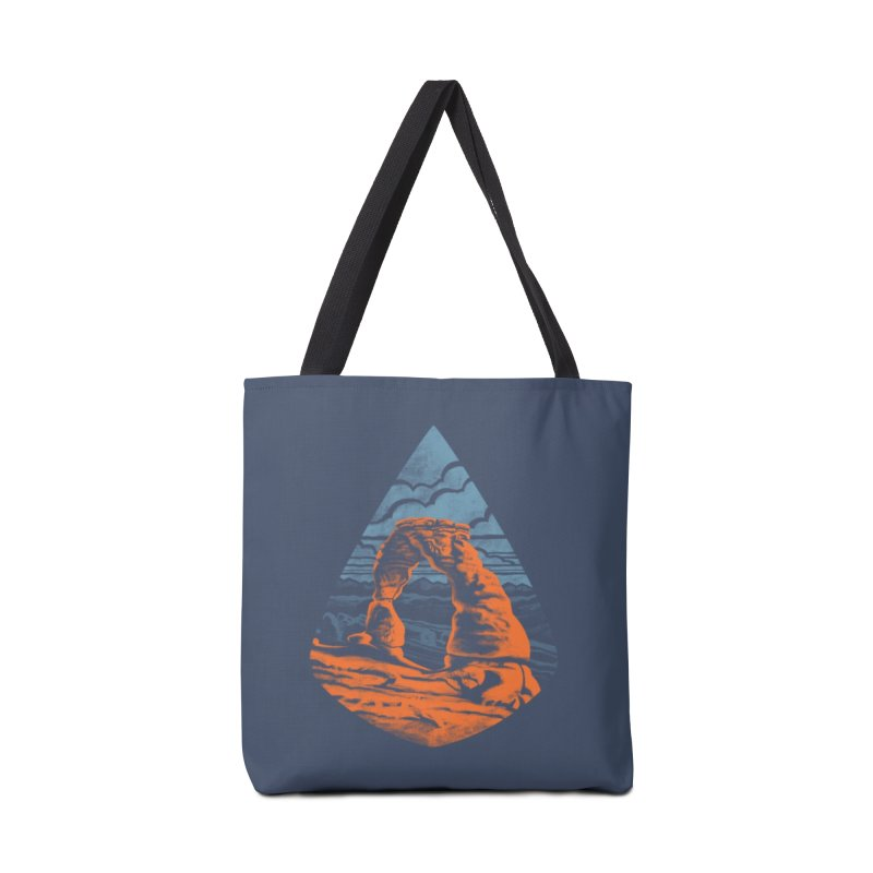 Delicate Arch Accessories Bag by Waynem