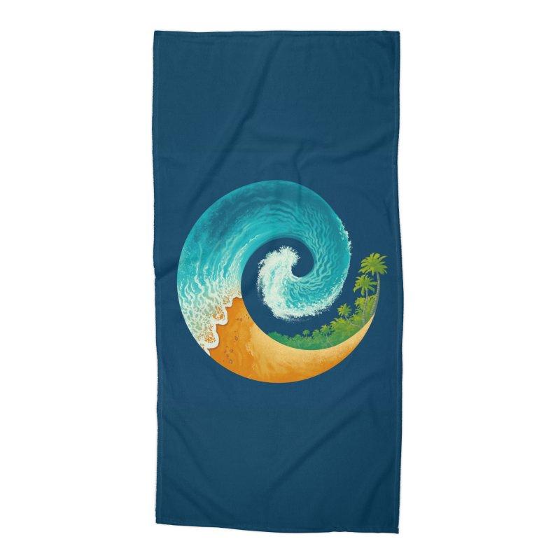 Spiral Beach Accessories Beach Towel by Waynem