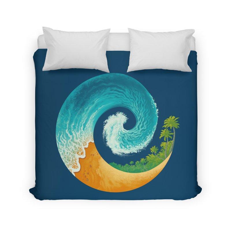 Spiral Beach Home  by Waynem
