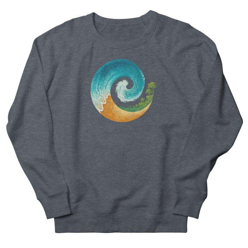 Spiral Beach Women's French Terry Sweatshirt by Waynem