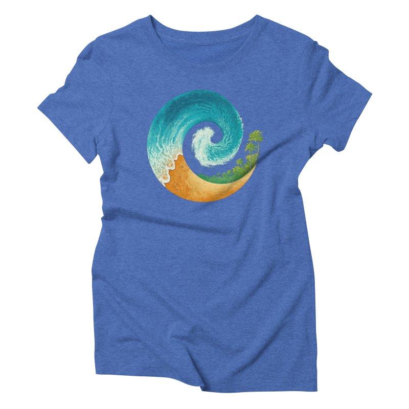 Spiral Beach Women's  by Waynem