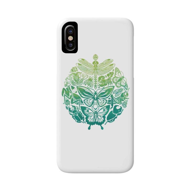 Bugs & Butterflies: Green Accessories  by Waynem