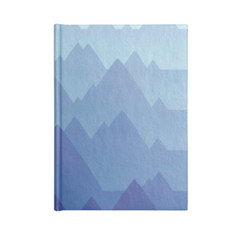 Mountain Vista Accessories Notebook by Waynem