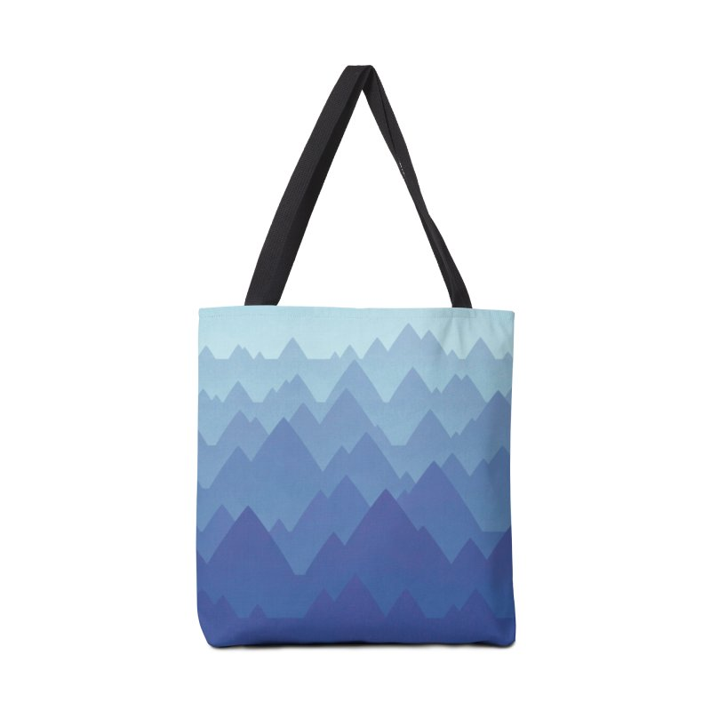 Mountain Vista Accessories Bag by Waynem