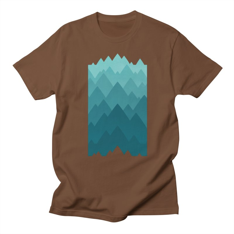 Mountain Vista: Green Men's  by Waynem