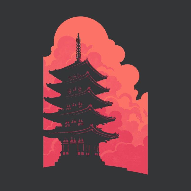 Pagoda Skyline by Waynem