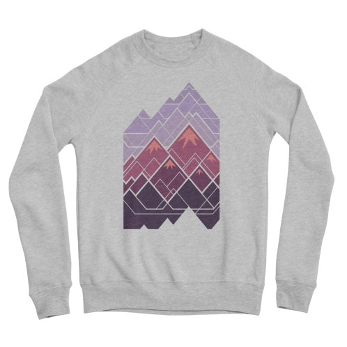 image for Geometric Mountains: Sunset